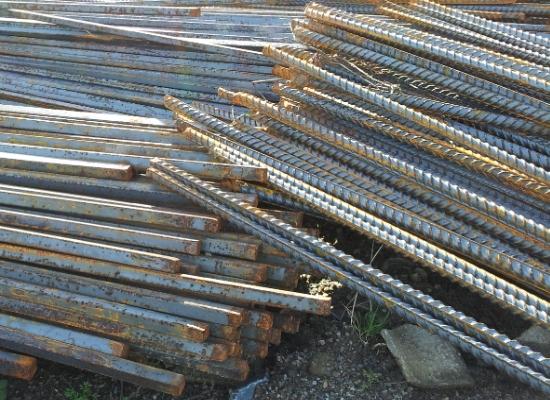 Стальная арматура в наличии на базе металла в Первоуральск